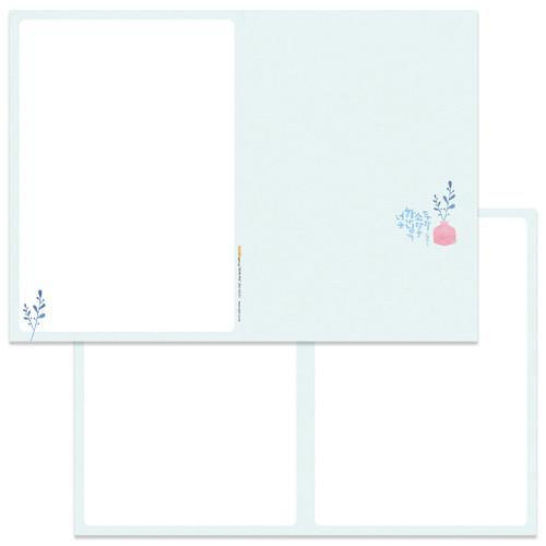S 네이처주보 A4 4면(양면) A4121