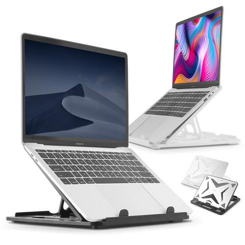 비센드 BS-500 접이식 노트북거치대 받침대 알루미늄 상판