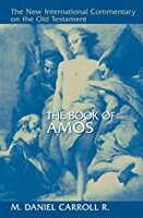 NICOT: Book of Amos (Hardcover)