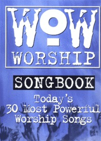 WOW Worship Blue Songbook (악보)