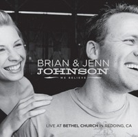 Brian & Jenn Johnson - We Believe(CD)
