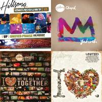Hillsong Music DVD특집 음반세트 (4DVD)