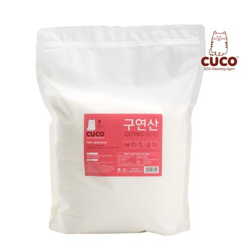 CUCO 구연산 5KG