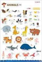 NEW 세이차트 동물 (말하는 벽그림)