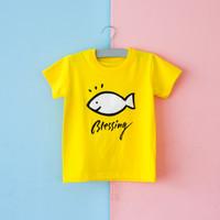 글로리월드 티셔츠 - 블레싱(옐로우)
