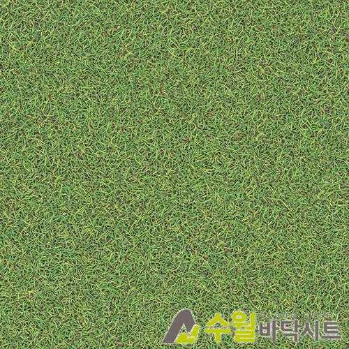 [점착 바닥시트/수월] HBS-77712 잔디(풀밭)
