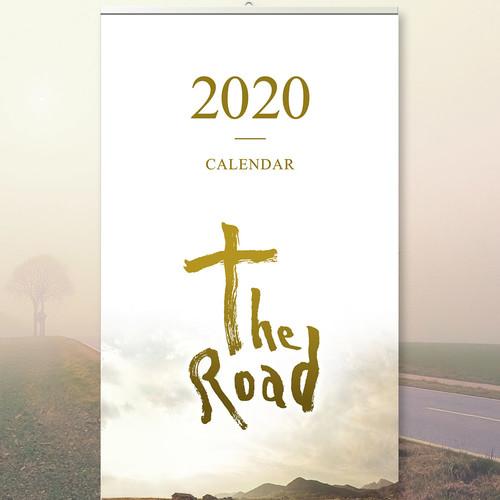 (인쇄용) 2020년 교회달력 벽걸이_길 the Road