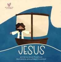 Jesus (Big Theology for Little Hearts) (보드북)