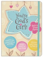 Youre Gods Girl! Back-To-School Planner (소프트커버)