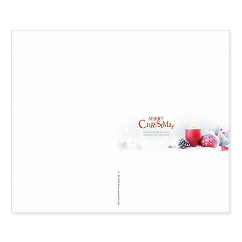 경지사 성탄주보 4면 - 020(1속 100매)