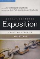 Exalting Jesus in Galatians (Paperback)