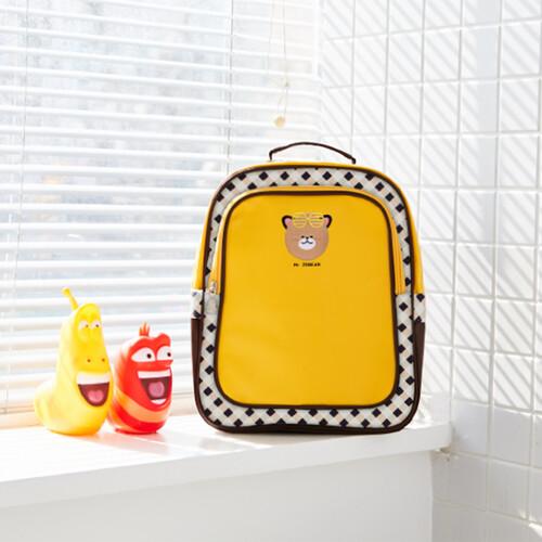 [출시특가]어린이집 가방 유아 유치부 가방 -JD베어B_3389(노랑색)