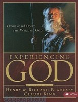 Experiencing God -  Knowing and Doing the Will of God (Member Book)