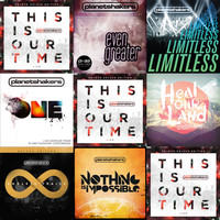 Planetshakers 워십 음반세트 - 워십리딩 Joth Hunt (7CD+7DVD)