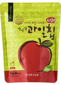 아비삭 과일칩 - 사과 14g