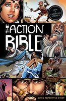 Action Bible: Gods Redemptive Story, New & Expanded (어린이 성경 만화-양장본) 확장판