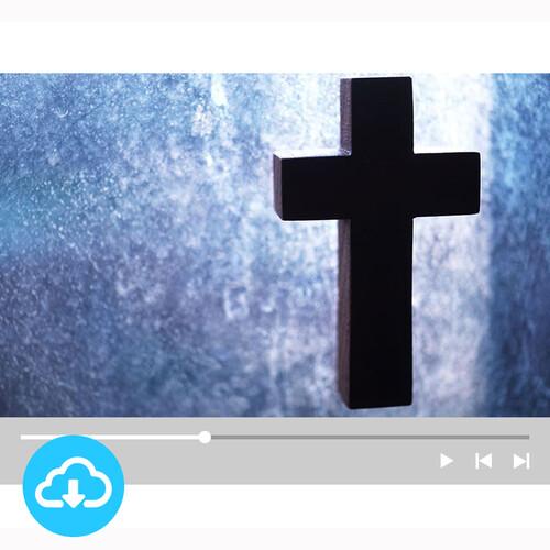 십자가 배경영상 22 by 굿픽 / 이메일발송(파일)