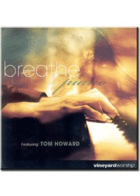 Tom Howard - Breathe 피아노 연주 (CD)