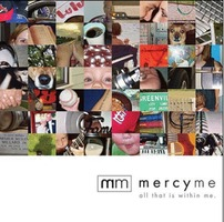 MercyMe - All That Is Within Me (CD)