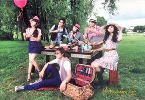 Strawberry Rain - 스트로베리 레인 (CD)