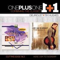 One Plus One : Cutting Edge 1&2   Here I am to Worship (2CD)
