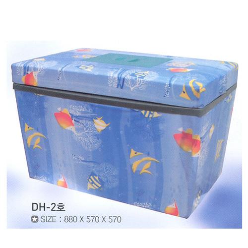 (한셀)뉴팬더 영업/레져용 아이스박스 DH-2호(왕왕대)