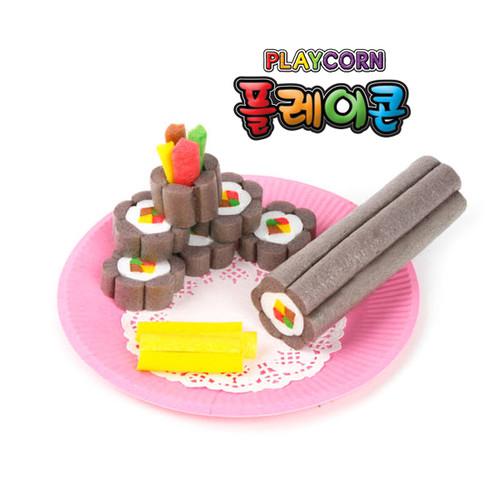 [플레이콘] 김밥만들기