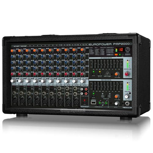 베링거 PMP2000D 파워드 믹서