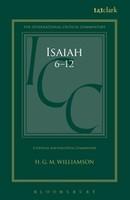 ICC: Isaiah 6-12 (HB)