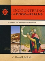 EBS: Encountering the Book of Psalms, 2d Ed.: A Literary and Theological Introduction (PB)