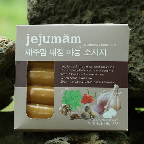 제주맘 마농소시지300g(60g*5개)