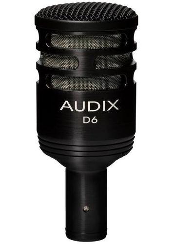 Audix D6 다이나믹 마이크