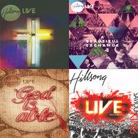 Hillsong Live Worship DVD특집 음반세트 (4DVD)
