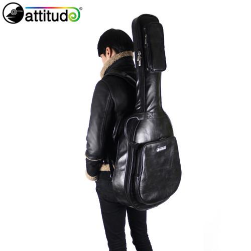 에티튜드 스튜디오 기타 케이스 (Glossy Black)