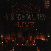 All Sons & Daughters - Live[DE] (CD+DVD)