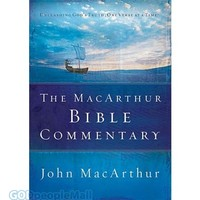 Macarthur Bible Commentary - 맥아더 성경 주석 원서