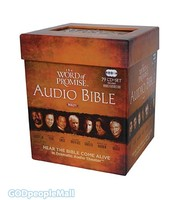NKJV:The Word of Promise: Complete Audio Bible 79 CDs