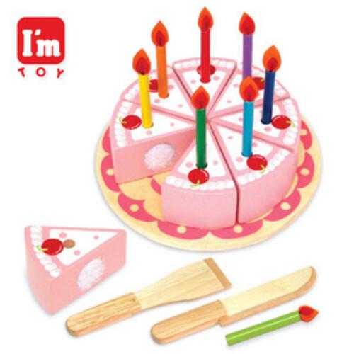 아임토이 파티 케이크