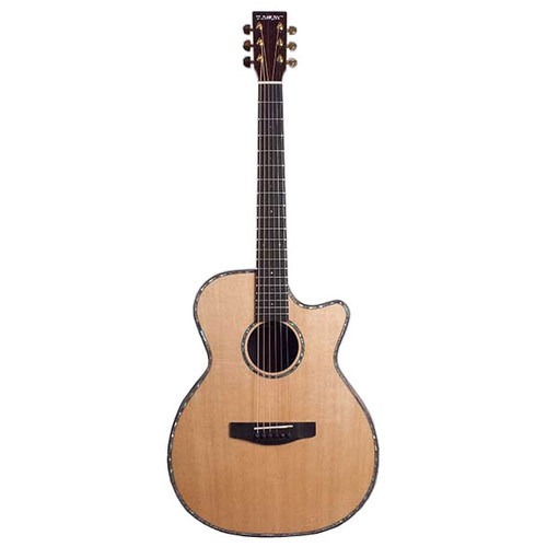 쟈마 WS-O100RC 어쿠스틱 기타