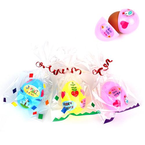 [행사상품] 부활절 계란모형케이스 5set(스티커포함)