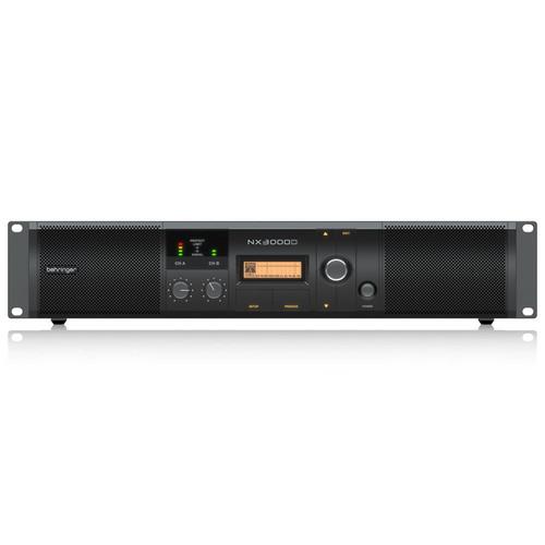 베링거 NX3000D 디지털 파워앰프