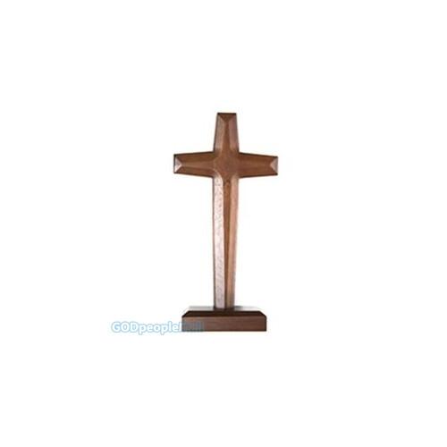원목 탁상 십자가 (3)