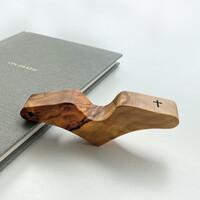올리브 십자가 독서링
