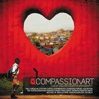 COMPASSION ART : Creating Freedom from Poverty (CD DVD)