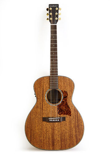 쟈마 WS-AMF 어쿠스틱 기타