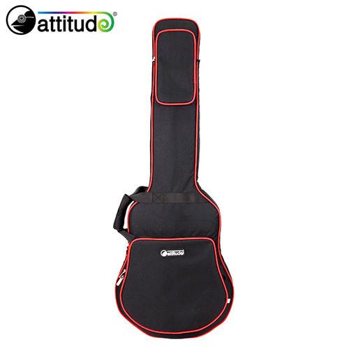 에티튜드 버스커 기타 케이스 (블랙 레드)