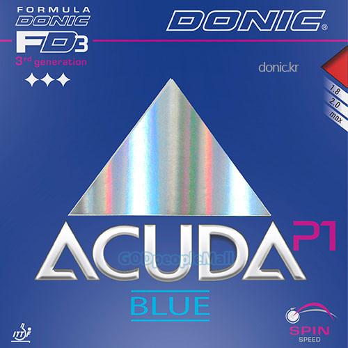 도닉 아쿠다 블루 P1 러버