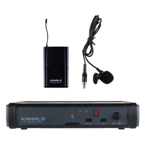 카날스 BK-7001N 무선 핀 마이크
