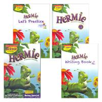 Hermie : A Common Caterpillar 세트 (책 3권   컴퓨터용 소프트웨어 DVD 1장)