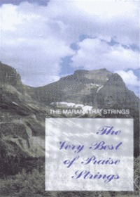 마라나타 The Very Best of Praise Strings (Tape)